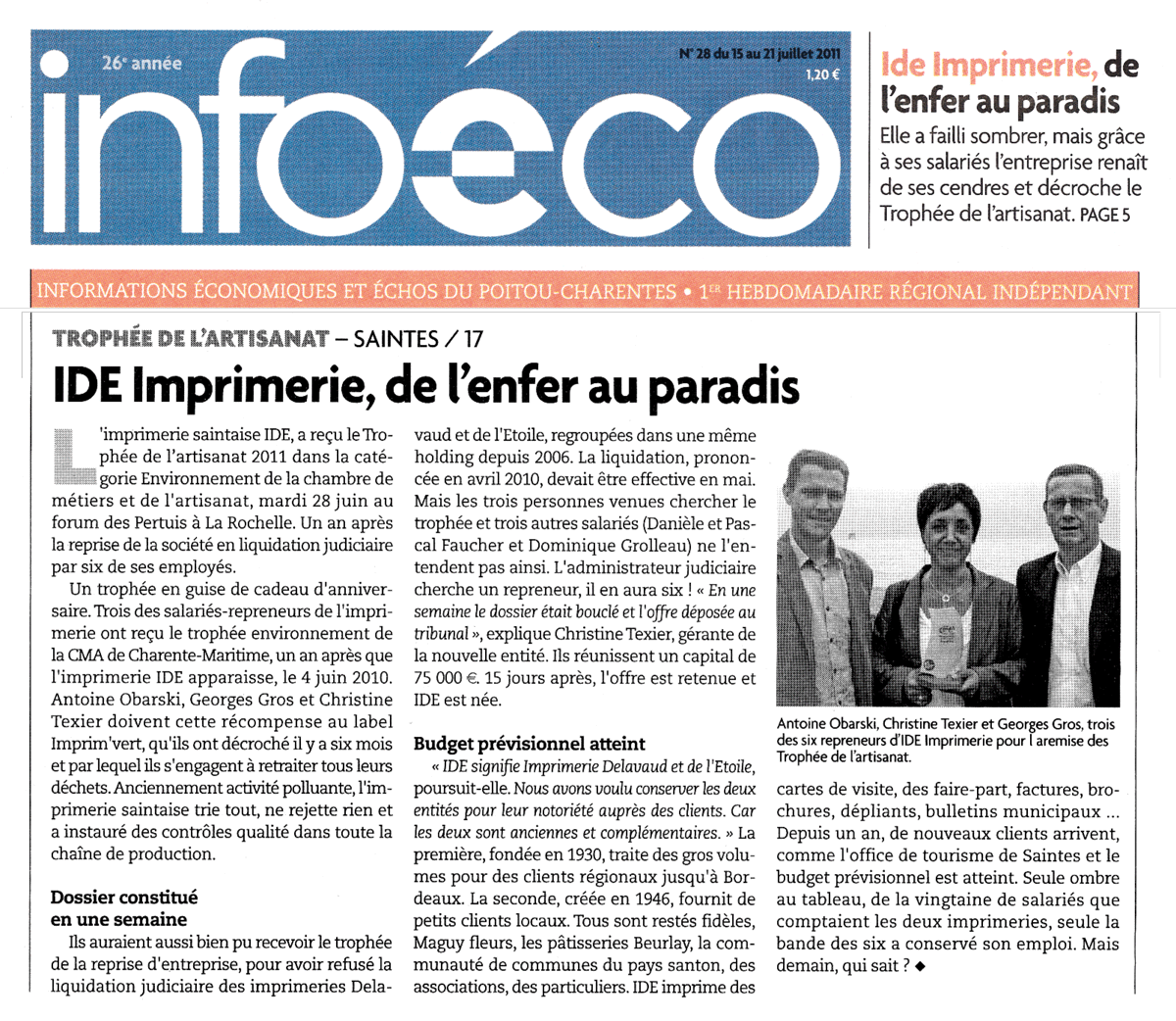 article Info eco